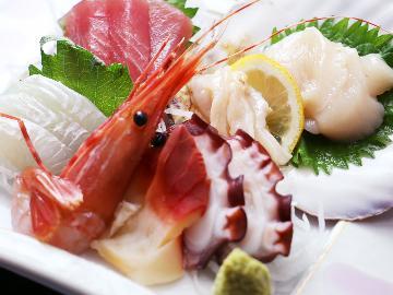漁師の豪快海鮮カンカン焼きで海の幸満喫!!朝食なしの朝寝坊プラン【夕食付】