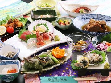 【2食付】冬季限定★魚介の旨味たっぷり《海鮮鍋》プラン♪南三陸の海の幸を堪能!
