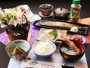 ◆【1泊2食付】お得に滞在♪長期滞在もOK!バランス中心の手作り家庭料理☆