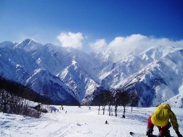 <黒姫高原・白馬五竜・菅平高原>長野県のスキー場を滑りつくそう♪■1泊2食付き
