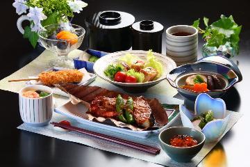 【ペンションで和食を楽しむ】2食付プラン