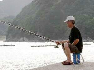 【釣り好き集合】ポイントまで案内特典付☆釣った魚が夕食に★潮風七福膳と共に味わう[1泊2食付]
