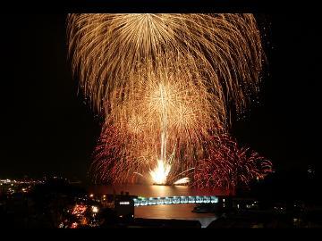 【お日にち限定】夏の風物詩◆ナイトクルージングor魚のつかみどり大会☆[1泊2食付]