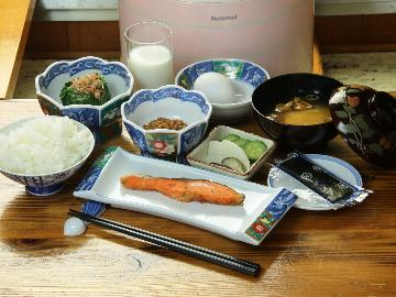 【朝食のみ】夕食は好きなところで♪翌朝は和朝食で元気な朝を迎える~1泊朝食付き